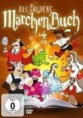 DVD-Bilderbuch: Das goldene Märchenbuch -