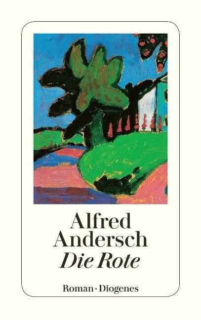 Die Rote - Alfred Andersch