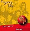 Pingpong neu 1. 2 CDs. Dialoge, Hörverstehenstexte und Lieder -