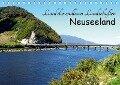 Neuseeland, Land der endlosen Landschaften (Tischkalender 2019 DIN A5 quer) - Christian Bosse