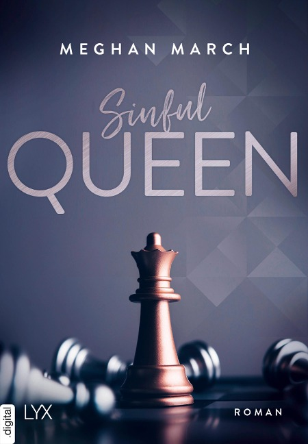 Sinful Queen - Meghan March