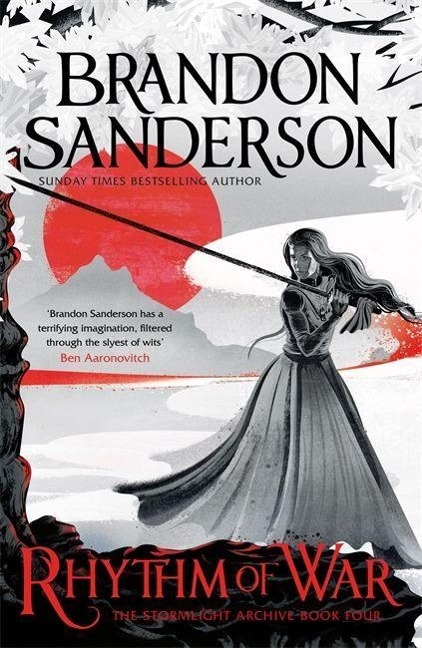 Rhythm of War - Brandon Sanderson