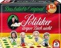 Politiker ärgere Dich nicht - Familienspiel -