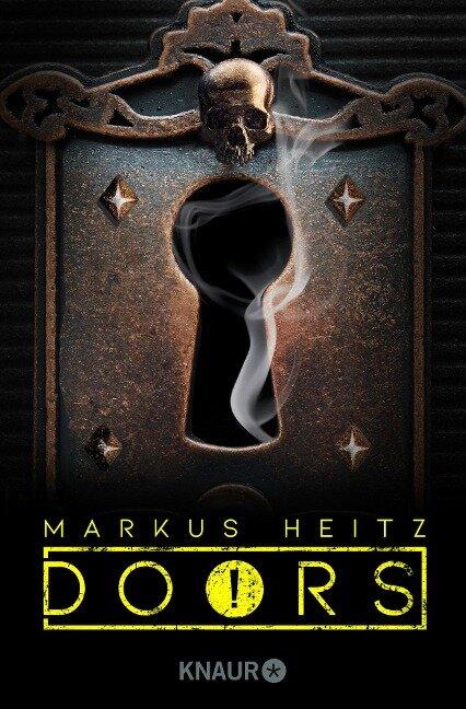 DOORS ! - Blutfeld - Markus Heitz