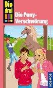 Die drei !!!, Die Pony-Verschwörung (drei Ausrufezeichen) - Kari Erlhoff