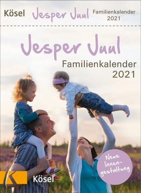 Familienkalender 2021 Abreißkalender - Jesper Juul
