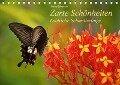 Zarte Schönheiten Exotische Schmetterlinge (Tischkalender 2017 DIN A5 quer) - Bianca Schumann
