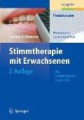 Stimmtherapie mit Erwachsenen - SabineS. Hammer