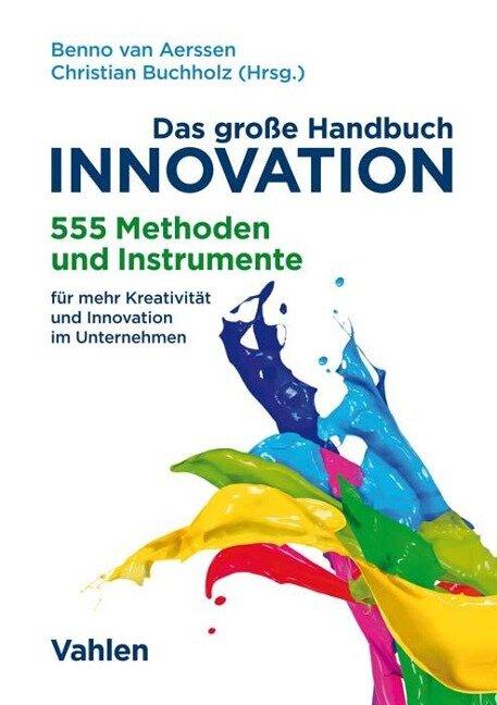 Das große Handbuch Innovation -