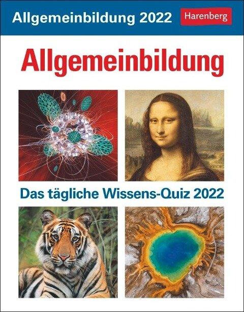 Allgemeinbildung 2022 - Berthold Budde