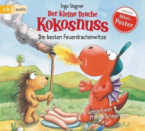 Der kleine Drache Kokosnuss - Die besten Feuerdrachenwitze - Ingo Siegner