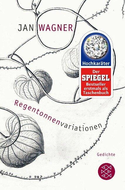Regentonnenvariationen - Jan Wagner