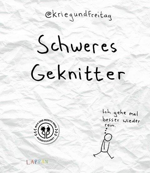 Schweres Geknitter - @KriegundFreitag