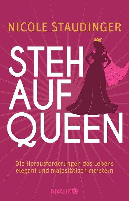 Stehaufqueen - Nicole Staudinger