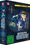 Detektiv Conan - die TV-Serie - DVD Box 1 -