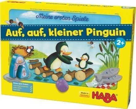 Meine ersten Spiele - Auf, auf, kleiner Pinguin! -