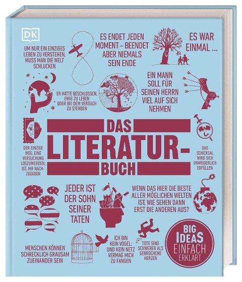 Das Literatur-Buch -