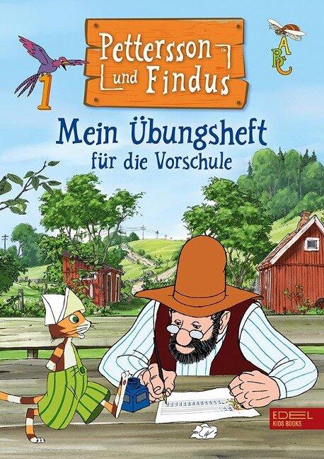 Pettersson und Findus - Mein Übungsheft für die Vorschule - Sven Nordqvist, Steffi Korda