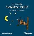 Sternzeichen Schütze 2019 - Alexander Holzach