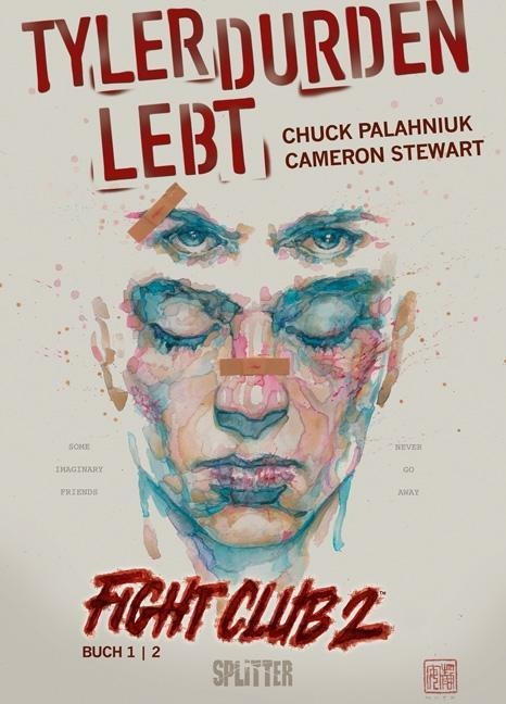 Fight Club 02 Tyler Durden lebt