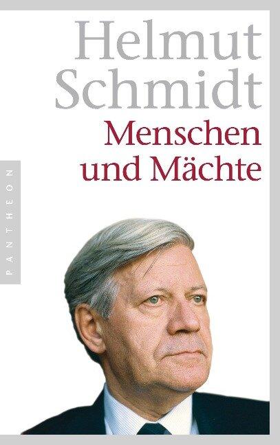 Menschen und Mächte - Helmut Schmidt