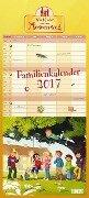 Wir Kinder aus dem Möwenweg Familienkalender 2017 - Kirsten Boie