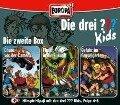 Die drei ??? Kids Box 2. Folgen 4-6 (drei Fragezeichen) 3 CDs -