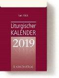 Liturgischer Kalender 2019 - Tagesabreißkalender Block -