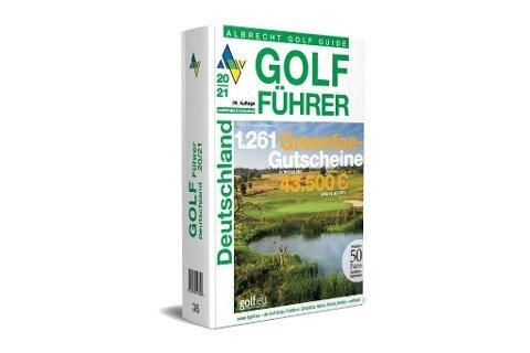 Albrecht Golf Führer Deutschland 20/21 inklusive Gutscheinbuch - Oliver Albrecht