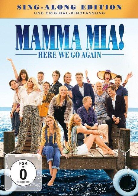 Mamma Mia! Here we go again -