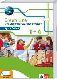 Green Line 1-4. Der digitale Vokabeltrainer App + Online -