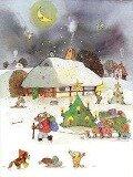 Janoschs Adventskalender Weihnachtsschlitten -