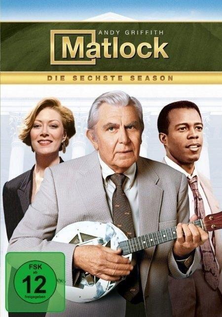 Matlock - Season 6 -
