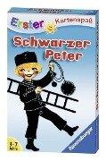 Schwarzer Peter - Kaminkehrer -