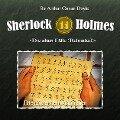 Sherlock Holmes - Die alten Fälle (Reloaded), Fall 14: Die tanzenden Männchen - Sir Arthur Conan Doyle, Sebastian Pobot