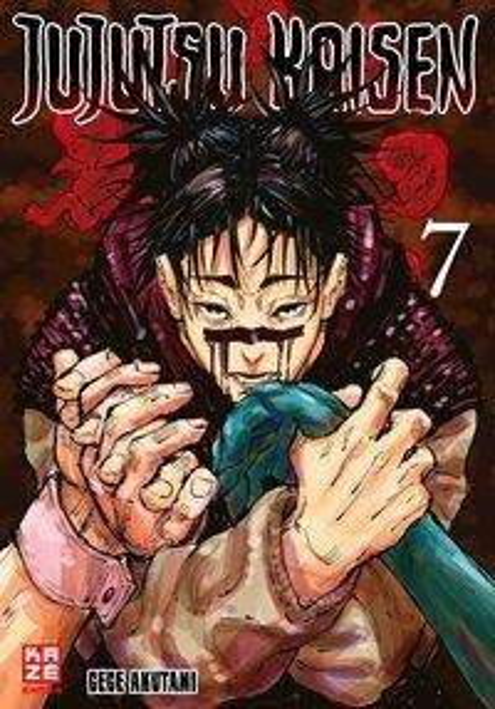 Jujutsu Kaisen - Band 7 - Gege Akutami