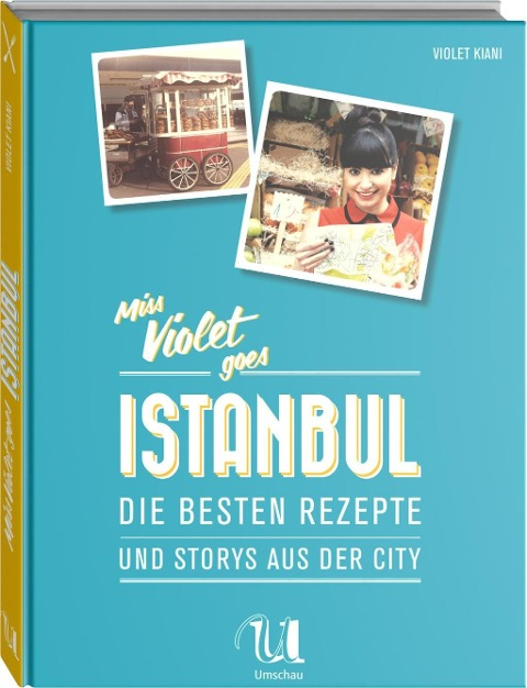 Miss Violet goes Istanbul - Violet Kiani