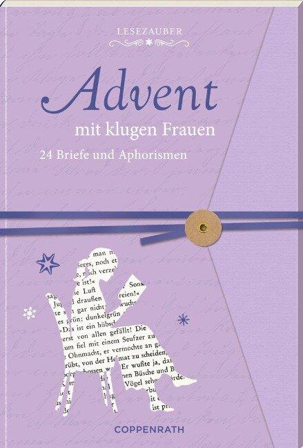 Briefbuch - Advent mit klugen Frauen -