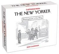 Cartoons from The New Yorker 2021 -