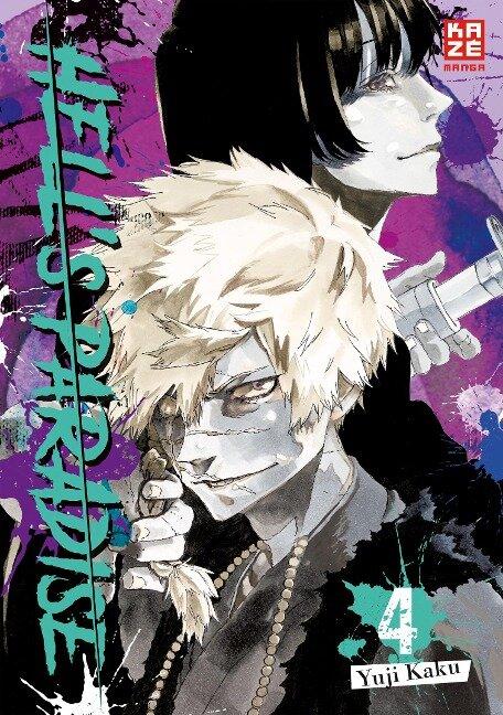 Hell's Paradise - Band 4 - Yuji Kaku