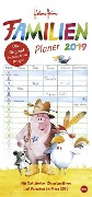 Helme Heine Familienplaner - Kalender 2019 -