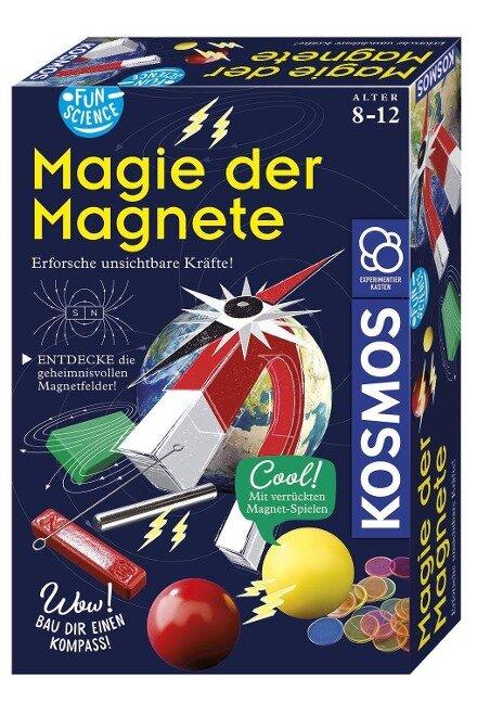 Fun Science Magie der Magnete -