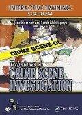 Techniques of Crime Scene Investigation Interactive Training CD-ROM - Jane M. Homeyer, Sara Mikolajczyk