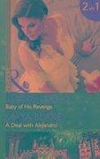 A Baby of His Revenge - Jennie Lucas, Kate Hewitt, Maya Blake