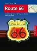 Route 66 - VISTA POINT Reiseführer Reisen Tag für Tag - Horst Schmidt-Brümmer