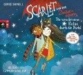 Scarlet und der Zauberschirm - Die wundersame Reise durch die Nacht - Cerrie Burnell
