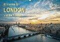 Bühne frei für London und die Themse (Wandkalender 2018 DIN A2 quer) Dieser erfolgreiche Kalender wurde dieses Jahr mit gleichen Bildern und aktualisiertem Kalendarium wiederveröffentlicht. - Peter Roder