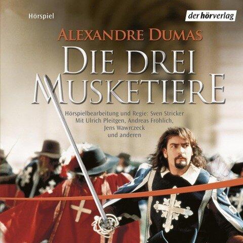 Die drei Musketiere - Alexandre Dumas, Jan-Peter Pflug