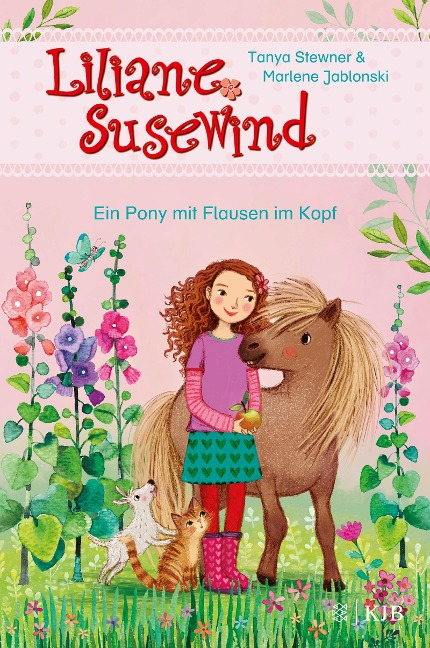 Liliane Susewind - Ein Pony mit Flausen im Kopf - Tanya Stewner, Marlene Jablonski