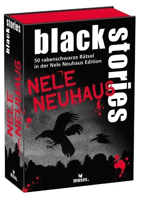 black stories Nele Neuhaus Edition - Nele Neuhaus